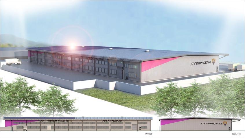 神田産業株式会社 第三工場