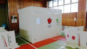 熊本へ支援物資を提供